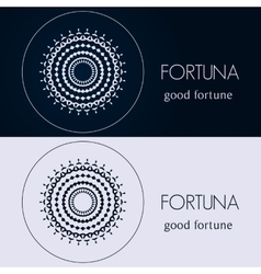 Design templates in blue and grey colors vector