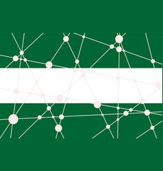 Rotterdam flag concept vector