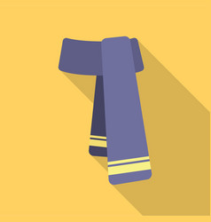 scarf icon of for web and vector image