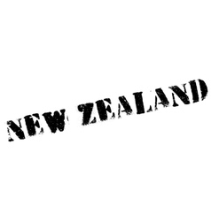 New zealand stamp vector