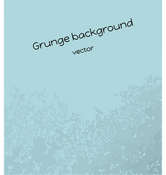 Blue grunge background vector
