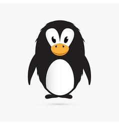 Funny Penguin vector image vector image