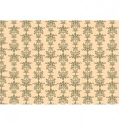 retro swirl pattern vector image vector image