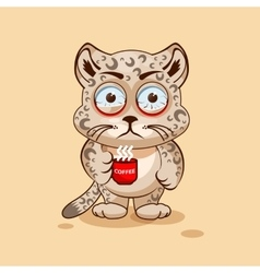 Leopard cub nervous vector