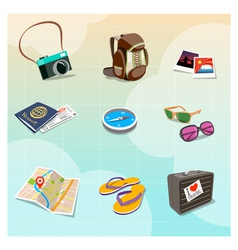 Travel clipart vector