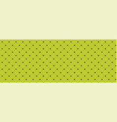 Seamless background patterns for st patricks day vector