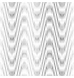 Wave Stripe Background vector image
