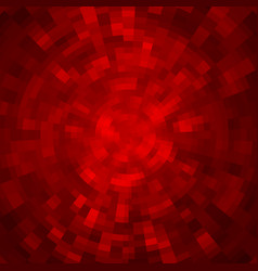 abstract background made of shiny mosaic pattern vector image