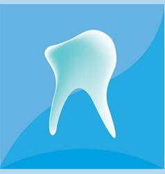 Dental image vector