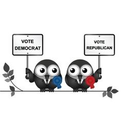 Usa election vector