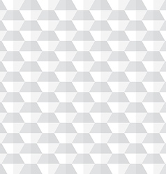 White Geometric Abstract Background vector image vector image