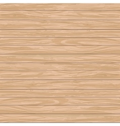 Wood Board vector image