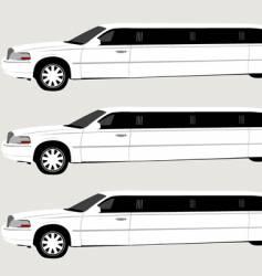 limo vector image