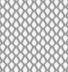 Perforated paper with vertical drops vector