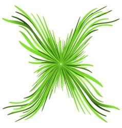 Green original figure vector