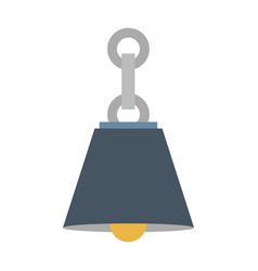 Lamp icon imag vector