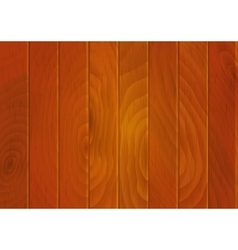 Wood texture background with empty wooden planks vector