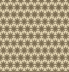 Flowers-pattern-retro-06 vector