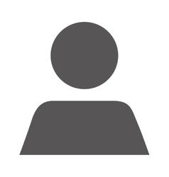 User avatar isolated icon design vector