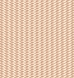 background seamless pattern texture of beige wool vector image