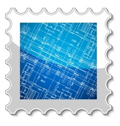 Best architecture stamp vector image