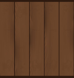 realistic dark wooden texture striped set vector image vector image