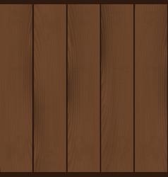 realistic dark wooden texture striped set vector image