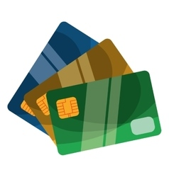 Mobile payment design vector