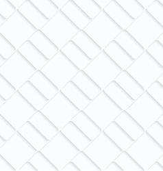 Quilling paper diagonal bricks vector