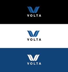 Volta logo vector