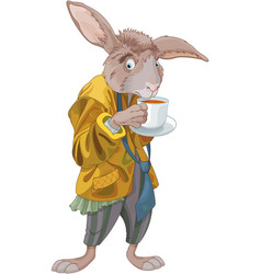 March hare vector