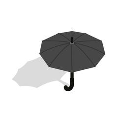 Umbrella icon isometric 3d style vector image vector image