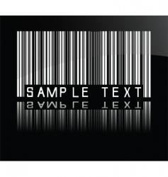 bar code vector image vector image