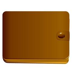 purse vector image vector image