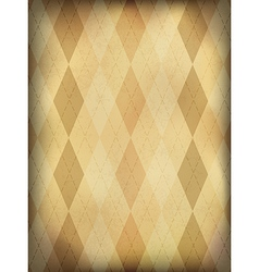 Vintage ornamented background vertical EPS10 vector image vector image