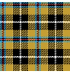 Cornish tartan fabric texture seamless pattern vector