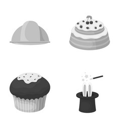 Building cooking business and other web icon in vector