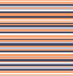 Retro seamless stripe pattern vintage colors vector