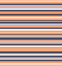 Retro seamless stripe pattern vintage colors vector