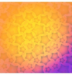 Colour burst background - with stars and vector