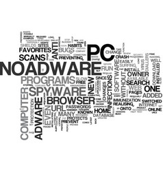 An honest look at your business text word cloud vector