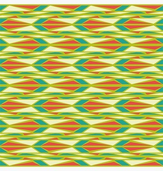 Seamless patterns Mosaic vector image vector image