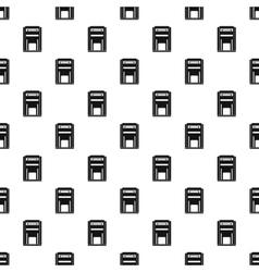 Big inbox pattern simple style vector