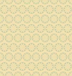 flowers-pattern-retro-seamless vector image