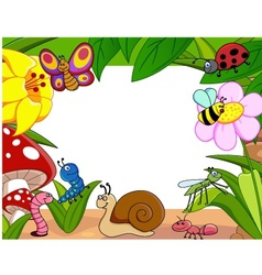 little animals vector image vector image