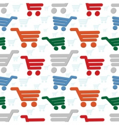 shop background vector image