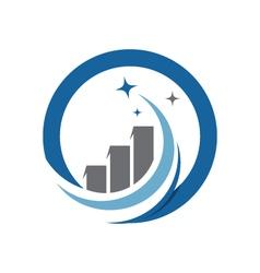 Finance logo vector