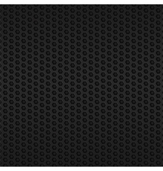 Black metallic mesh vector