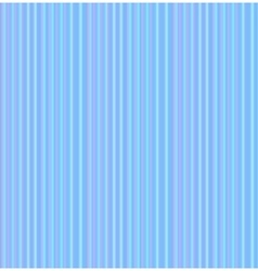 Blue striped vertical pattern vector image