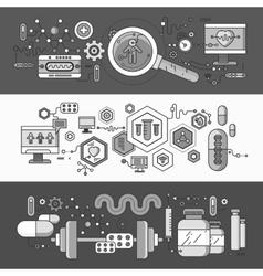 Concept study of human medicine vector